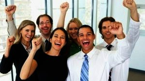 El lugar de trabajo sí da la felicidad