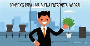 7 Consejos para tener una buena entrevista de trabajo
