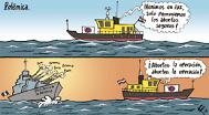 Caricaturas Nacionales Febrero 24, Viernes