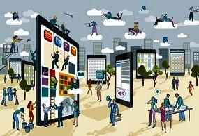 Los minitrabajos y el final de las profesiones: el mercado laboral que te espera