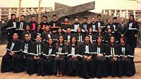Primera promoción de estudiantes universitarios con discapacidad auditiva en Guatemala