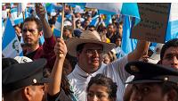 #Paro20S: La plaza vuelve a llenarse, esta vez en dos tiempos