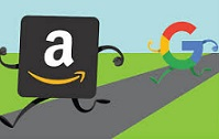 La guerra de titanes entre Google y Amazon solo acaba de empezar