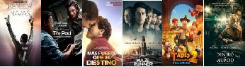 Cartelera de Cines Guatemala del 26 de Enero 02 de Febrero de 2018