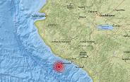 Sismo de magnitud 5.8 se registra en México