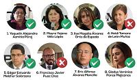 Elección de Fiscal General: Segunda jornada de revisión de expedientes