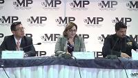 Operativo Mesoamérica fase III: Deja 16 personas aprehendidas señaladas de tráfico ilícito de personas y asociación ilícita