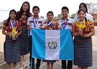 Jóvenes guatemaltecos destacan en certamen internacional de robótica