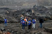 Actualización: Lahar en el volcán de Fuego