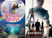 Cartelera de Cines Guatemala del 27 de julio al 03 de agosto 2018