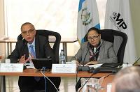 MP y CICIG solicitan al Ministerio de Gobernación redoblar esfuerzos para captura de 117 prófugos