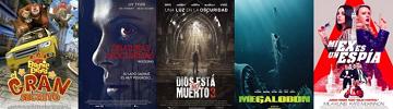 Cartelera de Cines Guatemala del 10 al 17 de agosto 2018