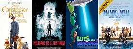 Cartelera de Cines Guatemala del 17 al 24 de agosto 2018