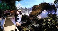 En este hotel japonés hay dinosaurios, colchones inteligentes y armarios que planchan