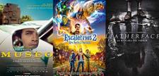 Cartelera de Cines Guatemala del 26 de octubre al 02 de noviembre 2018