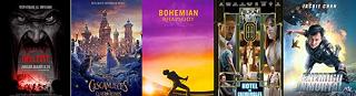 Cartelera de Cines Guatemala del 02 al 09 de noviembre 2018