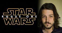 """Actor mexicano Diego Luna protagonizará serie de """"Star Wars"""" para canal de Disney"""