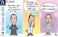Caricaturas Nacionales noviembre 19, lunes