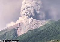 Actualizaciones sobre la actividad registrada en el volcán de Fuego