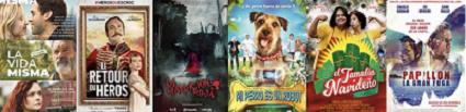 Cartelera de Cines Guatemala del 07 al 14 de diciembre 2018
