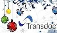 Felices Fiestas le desea todo el Equipo de Transdoc