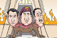Caricaturas Nacionales enero 08, martes