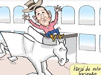 Caricaturas Nacionales enero 10, jueves