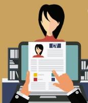 Cómo crear un buen currículum o presentación profesional