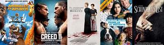 Cartelera de Cines Guatemala del 25 de enero al 01 de febrero 2019