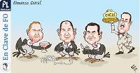 Caricaturas Nacionales febrero 12, martes