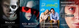 Cartelera de Cines Guatemala del 01 al 08 de marzo 2019