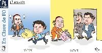 Caricaturas Nacionales marzo 13, miércoles