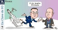Caricaturas Nacionales marzo 14, jueves