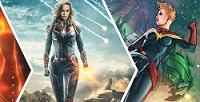 Capitana Marvel: 10 Diferencias Entre Los Cómics Y La Película