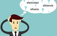 Diferencias entre Eficiencia, Eficacia y Efectividad