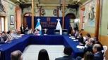 Conferencia de prensa del TSE