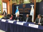 TSE pide no alentar mensajes alarmistas que hablan de fraude