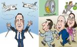 Caricaturas Nacionales Febrero 07 , viernes