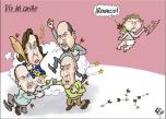 Caricaturas Nacionales Febrero 14, viernes