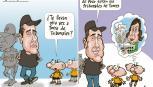 Caricaturas Nacionales Febrero 19, miércoles