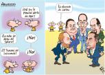 Caricaturas Nacionales Junio 24, Miércoles