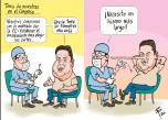 Caricaturas Nacionales Junio 26, Viernes