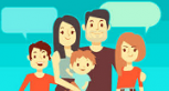 La importancia de la comunicación asertiva en la familia