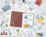 """3 sencillos elementos para """"ponerle diseño"""" a tu CV"""