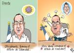 Caricaturas Nacionales Septiembre 30, miércoles