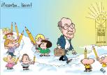 Caricaturas Nacionales Octubre 01, Jueves