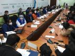 Citación al ministro de Gobernación, Gendri Reyes y del Director de la PNC