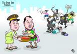 Caricaturas Nacionales Noviembre, 25 miércoles