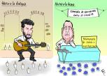 Caricaturas Nacionales Abril 12, Lunes