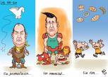 Caricaturas Nacionales Abril 13, Martes